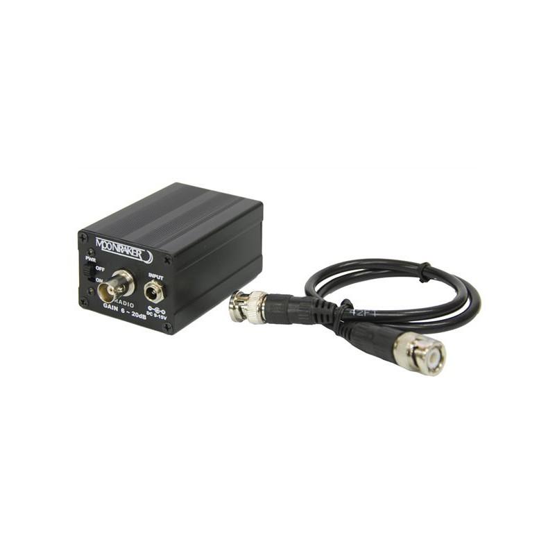 Préampli Moonraker MRP-2000-MK2 pour scanner et sdr