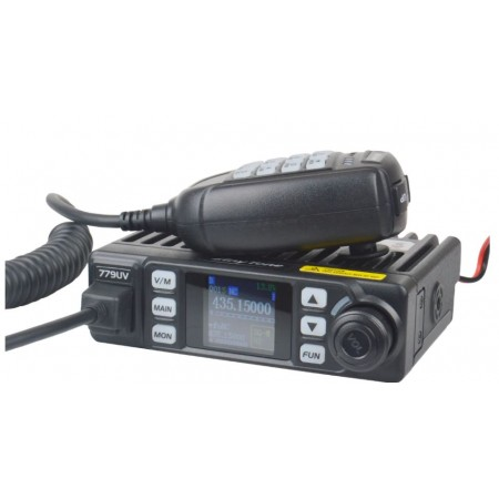 Radio mobile Anytone AT-779UV bibande VHF/UHF 25W 199CH
