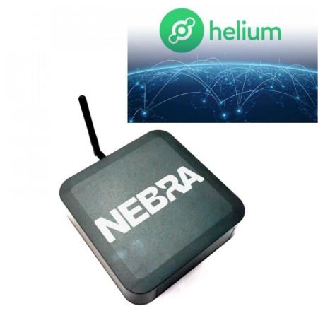 Hotspot Helium NEBRA HNT version intérieure