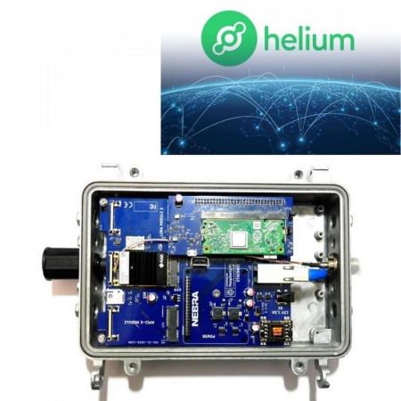 Hotspot Helium NEBRA HNT version extérieure