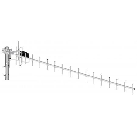 Antenne Yagi 800 - 960 MHz 16.5 dBi Lorawan Sigfox Helium