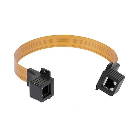Passe câble fenêtre Ethernet RJ45