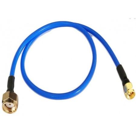 Câble 10m coaxial RG-402 SMA RPSMA semi rigide