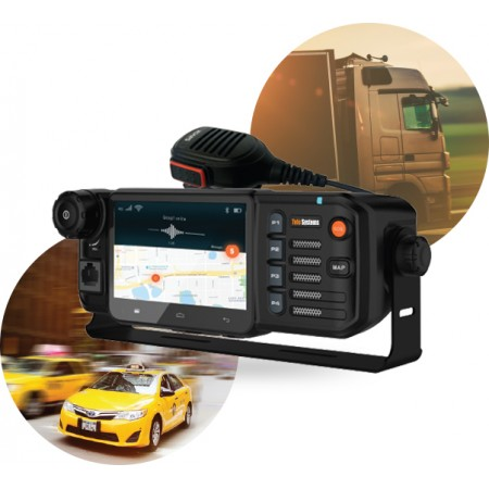 Radio Mobile TELO M5 4G WIFI LTE