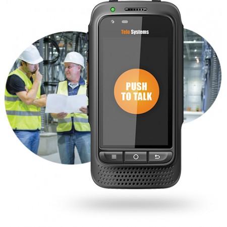 Radio Portable TELO TE580 PLUS 4G WIFI LTE
