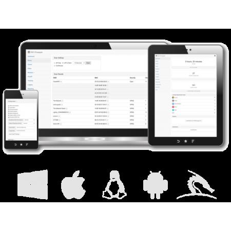 Hak5 WiFi Pineapple Tetra Basic Edition application