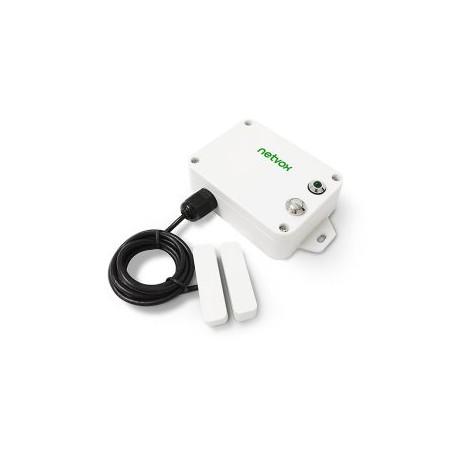 Capteur détecteur d'ouverture Lorawan NETVOX R718F