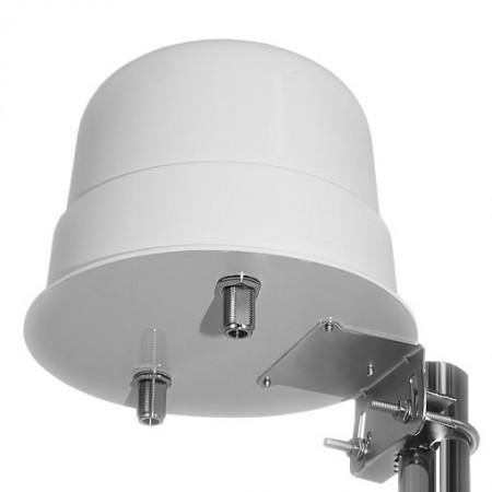 Antenne dôme 3G/4G/LTE 12 Dbi wifi lorawan sigfox dect camping car  voilier rf-market