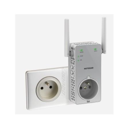 NETGEAR EX3800 Répéteur Universel Wifi AC750 Dual Band