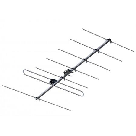Antenne dab yagi 7 élements 11 dbi canaux 5A-13A rf-market