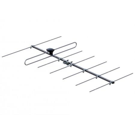 Antenne dab yagi 7 élements 11 dbi canaux 5A-13A