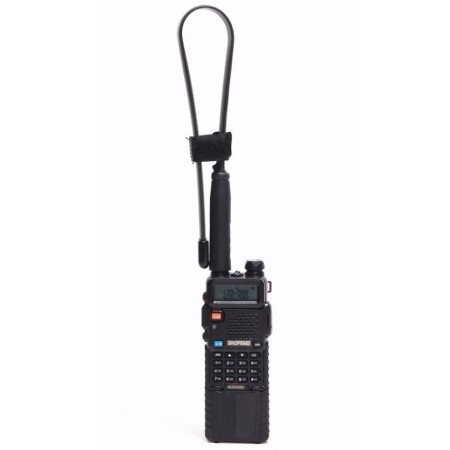 Antenne pliable tactique VHF UHF SMA Femelle compatible Baofeng UV-5R UV-82 UV5R UV82