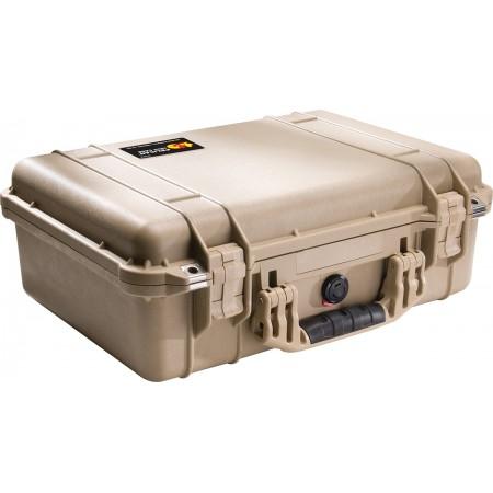 Valise étanche Pelican 1500 avec mousse de protection rf-market