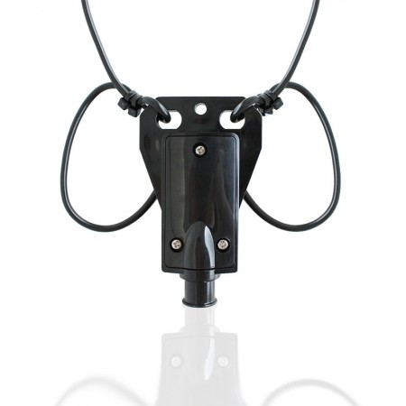 Antenne dipôle à trappes 80m/40m HF 500W