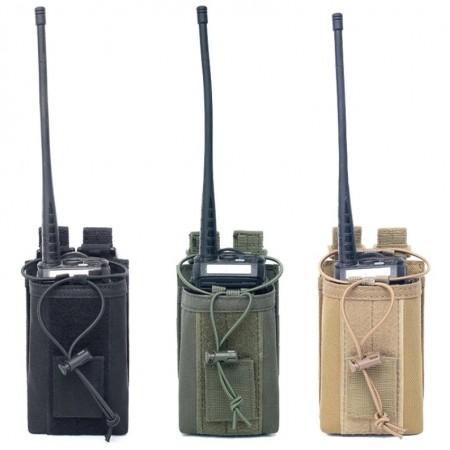 Etui radio compatible Kenwood Icom Yaesu
