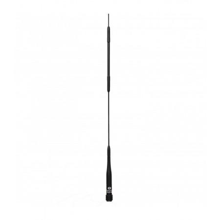 Antenne mobile bibande 74 cm vhf/uhf en fibre de verre