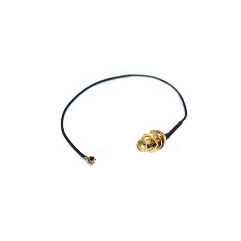 Câble IPEX/IPX vers SMA Femelle RG178 15cm
