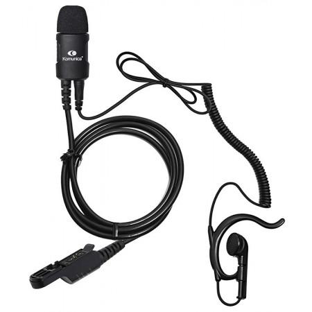 Microphone oreillette intra auriculaire compatible MOTOROLA DP-2000E rf-market