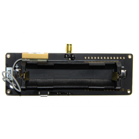 Tracker lora ESP32 868 Mhz WiFi Bluetooth GPS NEO-6M SMA avec support de batterie