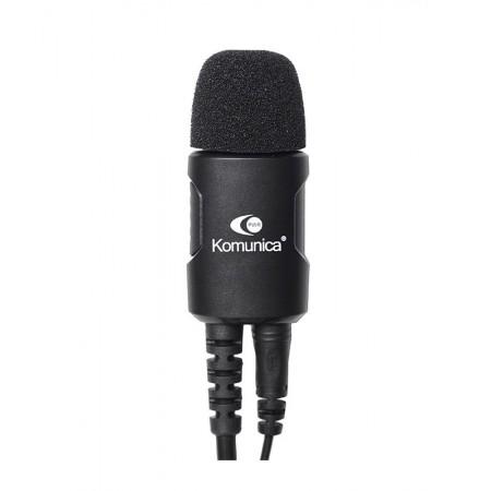 Microphone oreillette compatible Motorola DP3400, DP3401, DP3600, DP3601,DP4400, DP4401, DP4600, DP4601, DP4800, DP4801
