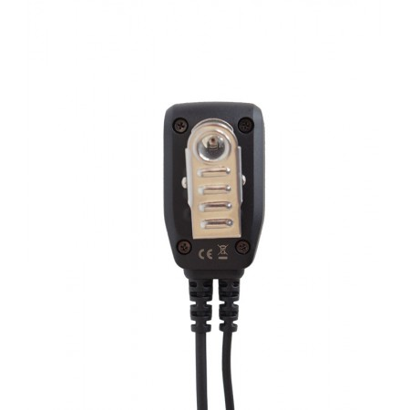 Microphone oreillette intra auriculaire compatible Icom ICF52/62 rf-market