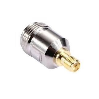 adaptateur coaxial N SMA UHF BNC rp-sma