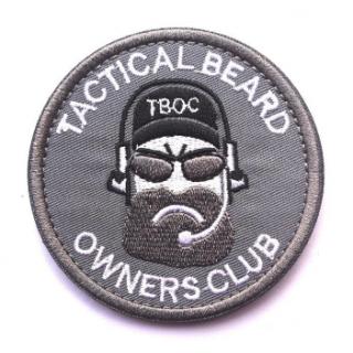 Tous nos badges tactiques en rapport avec la radio.