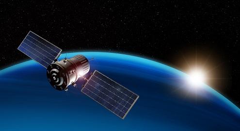 QO-100 satellite radioamateur