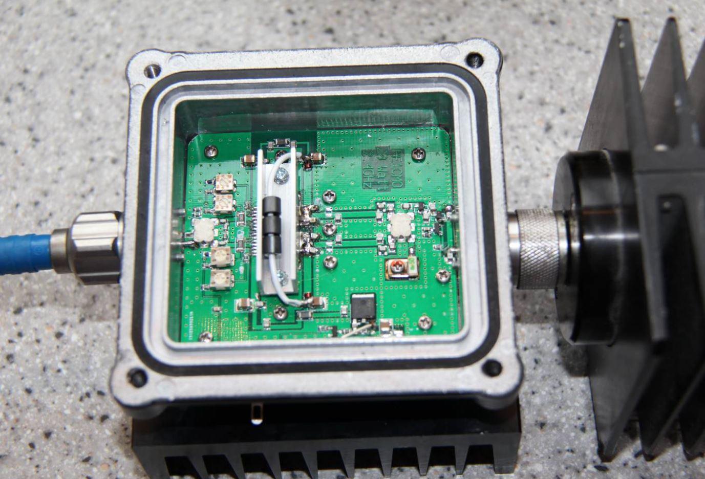 amplificateur QO-100 20w